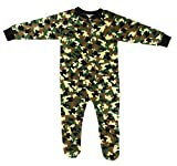 Prince of Sleep 95598-2-2T Footed Pajamas/Micro Fleece Blanket Sleepers