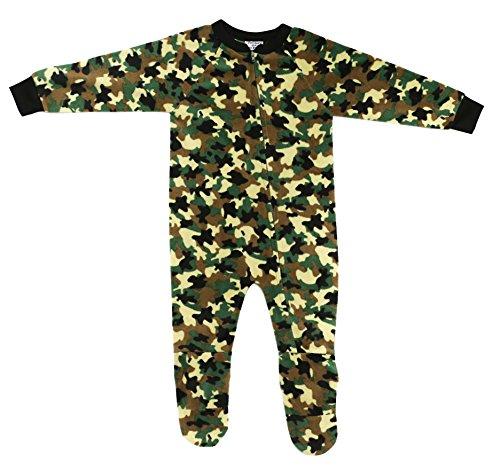 Prince of Sleep 95598-2-4T Footed Pajamas/Micro Fleece Blanket ()