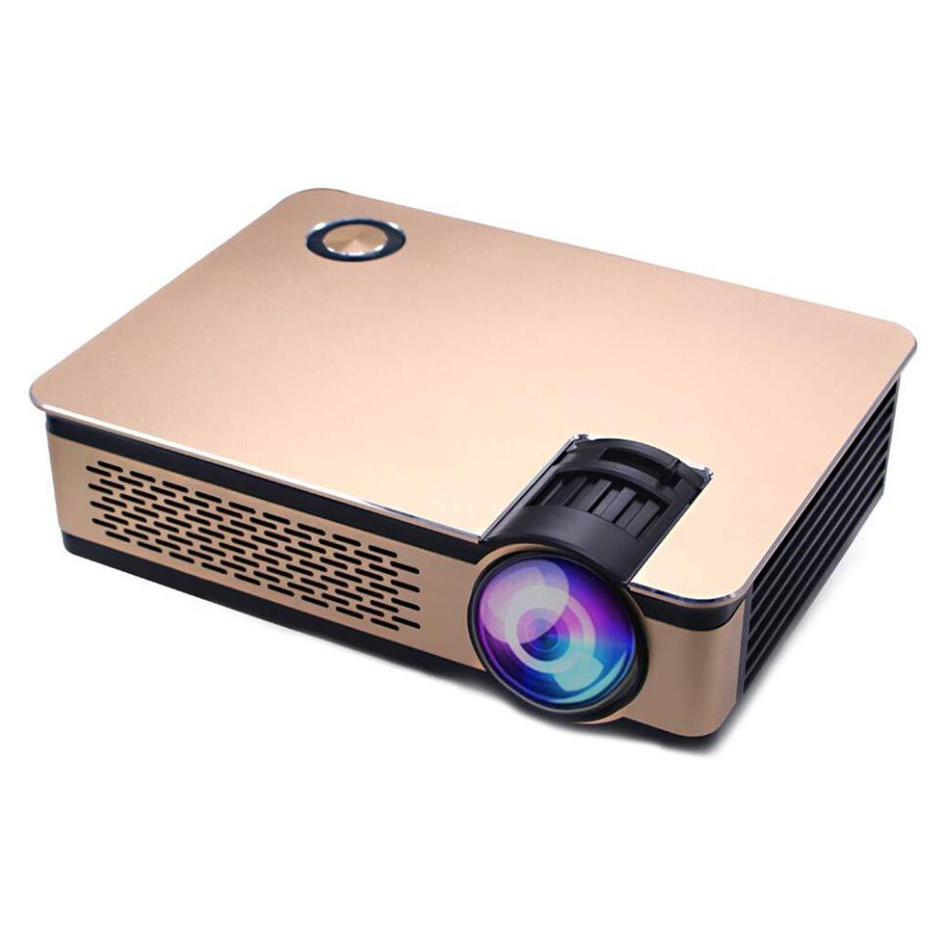 ビデオプロジェクター、ホームシネマビデオゲーム、アウトドアエンターテイメント、滑らかな画像 B07MPRM3N8