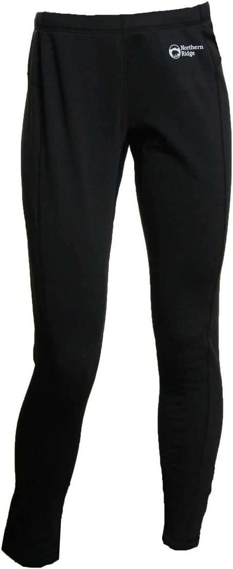 B01MZ2PN23 Northern Ridge Womens Thermal Fleece Pants 51O2VF9jNiL