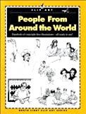 People Around the World, North Light Books Staff and Clip and Scan Staff, 0891346066