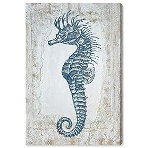 51O2VrURWSL._SS300_ Seahorse Wall Art & Seahorse Wall Decor