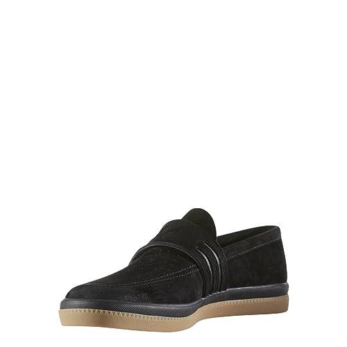 premium selection 28f3f 677be adidas Acapulco Skateboarding Penny Loafer Shoes Black BB8428 Mens UK 10,  EU 44.23 Amazon.co.uk Shoes  Bags