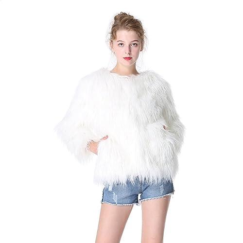 WanYang Mujer Invierno Abrigo Casual Sudadera Chaqueta Jacket Parka Pullover Outwear Jacket Tops