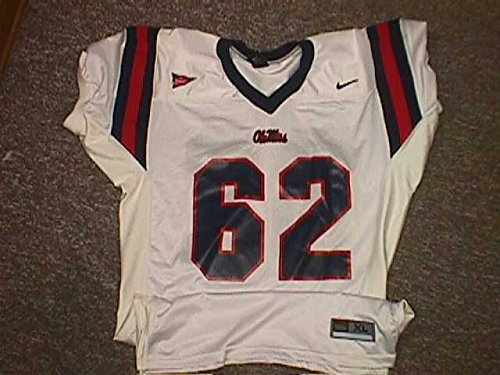 Doug Buckles University of Mississippi Rebels 2003 Footbal ()
