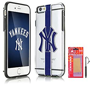 iphone 6 6s new york yankees hydro clear. Black Bedroom Furniture Sets. Home Design Ideas