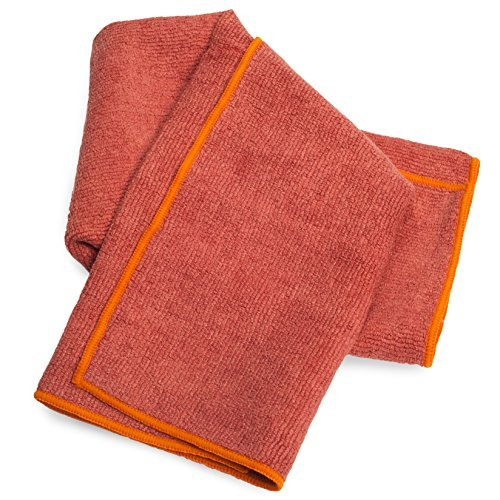 YogaRat HOT YOGA TOWEL super absorbent