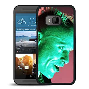 Beautiful Designed Cover Case With Keith Flint Face Light Look Haircut For HTC ONE M9 Phone Case