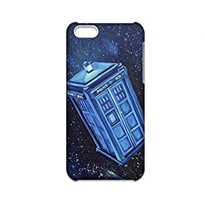 Generic Nice Back Phone Covers For Guys Printing With Tardis For Iphone 5C Full Body Choose Design 1-7