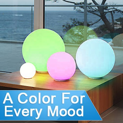 MagicLight Bluetooth Smart Light Bulb - 60w Equivalent Wake Up Lights - Multicolored Color Changing Disco Light - Dimmable Sunrise Sunset Sleeping Light Bulb