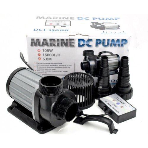 Jebao DCT-15000 155W 3962 GPH Marine Controllable Water Pump