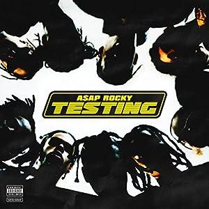 TESTING album