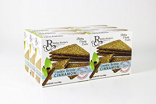 Cinnamon Cookie Brittle - 6 boxes by Mother Rucker's Sweets