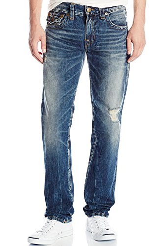 True Religion Geno W Flap Concrete Lake Jean  Cpsm  44