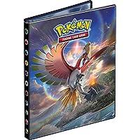 Asmodee 85130 - Cahier Range-Carte A5 - Pokémon Soleil et Lune Ombres Ardentes (Version Française)