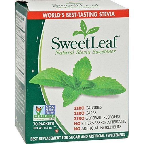 Sweetleaf Stevia Sweetener Stevia Pkt 1grm
