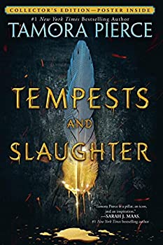 Tempests and Slaughter by Tamora Pierce fantasy book reviews young adult