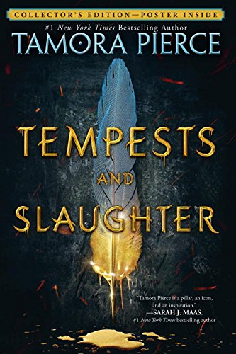 Tempests and Slaughter (The Numair Chronicles, Book One) cover