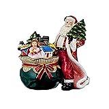 Waterford Santa's Delivery Cookie Jar