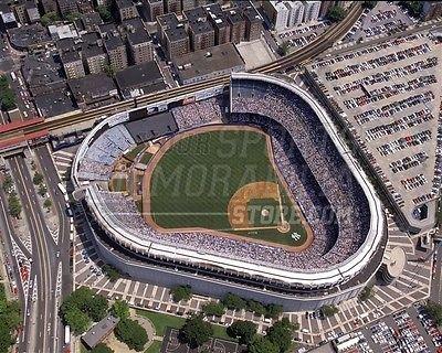 Yankee Stadium New York Yankees aerial view 8x10 11x14 16x20 photo 025 - Size 8x10