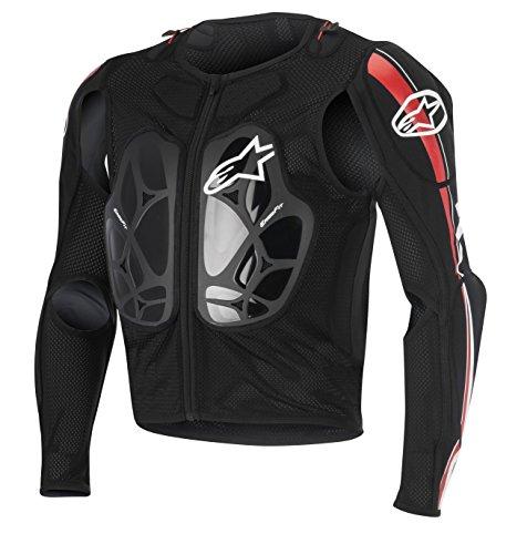 Alpinestars Bionic Pro 2016 Jacket Black/Red/White XL by Alpinestars