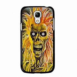 Heavy Metal Band Iron Maiden The Trooper Phone Case Cover For Samsung Galaxy S4 Mini Brown Back