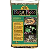 8 Quarts, 100% Natural Cypress Mulch Forest Floor Bedding