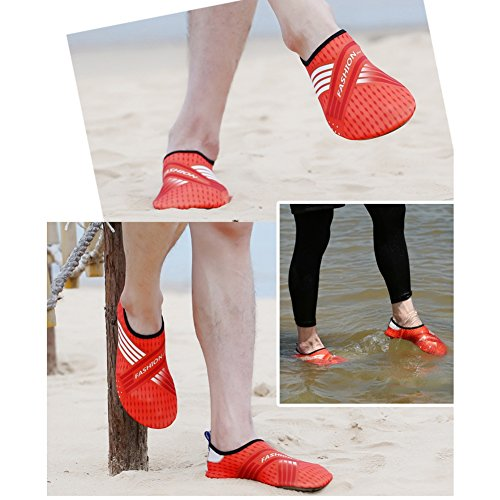 Jetskiing for Shoes Women Men Surfing Optional Snorkeling Any Sports Multicolor Diving Suitable and Water BqZwqRS