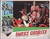 MOVIE POSTER: Sweet Charity-Shirley MacLaine-Sammy