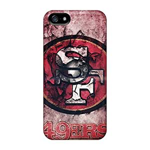 Excellent Iphone 5/5s Cases Tpu Covers Back Skin Protector San Francisco 49ers
