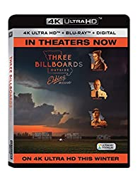 Three Billboards Outside Ebbing, Missouri arrives on Digital Feb. 17 and on 4K, Blu-ray, DVD Feb. 27 from Fox