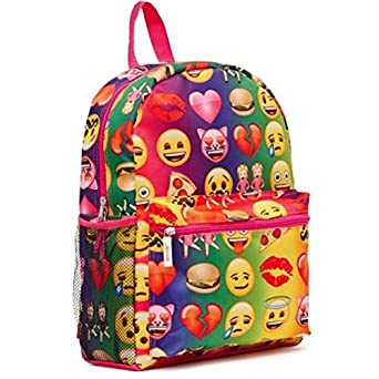 Amazon.com | Emoji Backpack | Kids' Backpacks