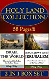 Eastern King Vs King Holy Land Collection: Israel vs. The World: The Apple of God's Eye in the End of Time; and Jesus, Jews & Jerusalem: Past, Present and Future of the City ... Bible, God's Land, God's People, Prophecy)