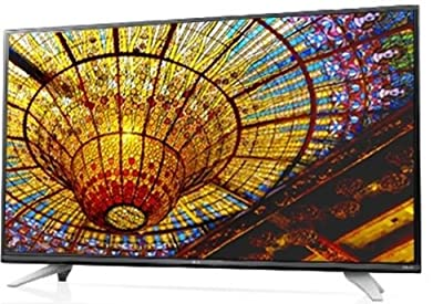 LG Electronics UF7690 Series 60UF7690 60-inch 4K Ultra HD Smart LED TV - 3840 x 2160 - TruMotion 240 Hz - HDMI, USB - Black (Certified Refurbished)