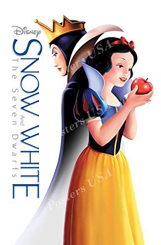 Posters USA Disney Classics Snow White and the Seven Dwarfs