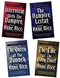 Image of Complete Vampire Chronicles (Interview with the Vampire, The Vampire Lestat, The Queen of the Damned, The Tale of the body Thief)