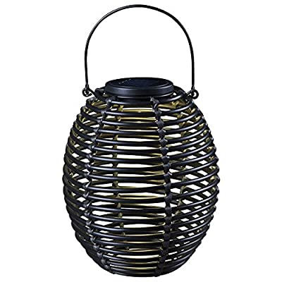 Kenroy Home Coil 60530RAT Solar Lantern