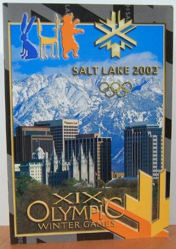 Salt Lake 2002 XIX Olympic Winter Games