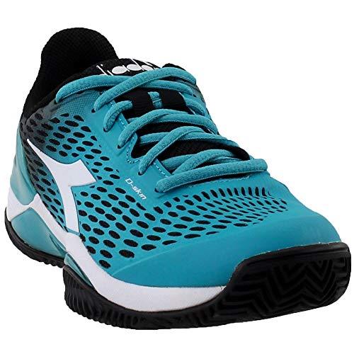 Diadora Womens Speed Blushield 2 Clay Tennis Athletic Blue 9