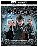 Fantastic Beasts: The Crimes of Grindelwald (4K Ultra HD + Blu-ray + Digital) (4K Ultra HD)