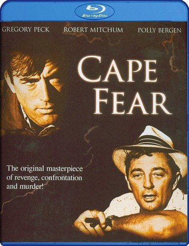 Cape Fear (1962) [Blu-ray]