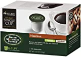 Green Mountain Hazelnut K-cup for Keurig Brewers, 12-Count Boxes (Pack of 6)