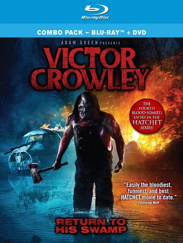 Victor Crowley [Blu-ray/DVD Combo]