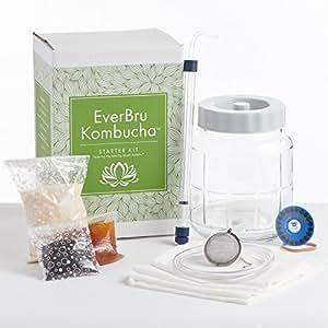 EverBru Kombucha Starter Kit