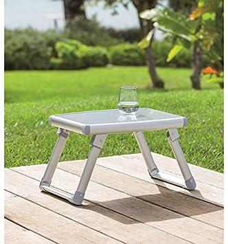 Hespéride Le Depot BAILLEUL - Table d\'appoint Pliante d\'extérieur ...
