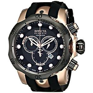 Invicta 0361 Reserva Collection Venom Cronógrafo 18 K Rose Gold ... 71d5bf6b5079
