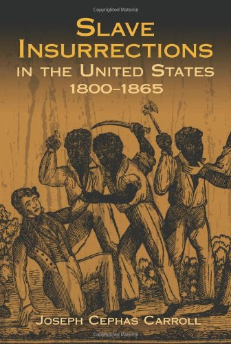 Slave Gem - Slave Insurrections in the United States, 1800-1865
