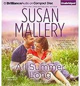 All Summer Long (Fool's Gold Romance) (CD-Audio) - Common