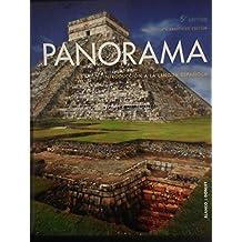 Panorama: Introducción a la lengua española - Instructor's Annotated Edition