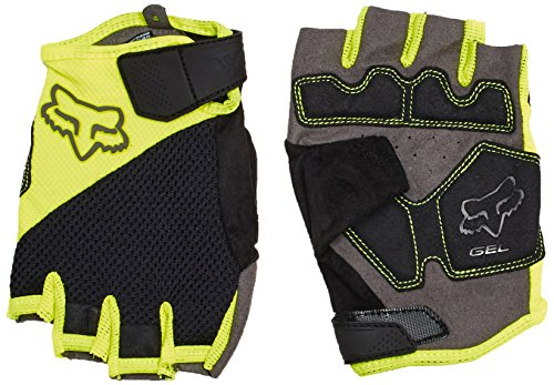 - Fox Racing Reflex Gel Short Glove - Men's Flo Yellow, M